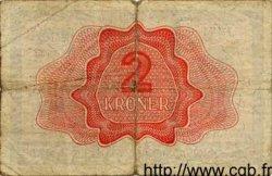 2 Kroner NORVÈGE  1941 P.16a TB