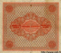 100 Kroner NORVÈGE  1947 P.28b TTB