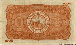 1000 Kroner NORVÈGE  1946 P.29a TTB