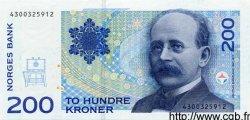 200 Kroner NORVÈGE  1994 P.48a NEUF