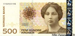 500 Kroner NORVÈGE  2000 P.51b pr.SPL