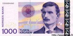 1000 Kroner NORVÈGE  2001 P.52