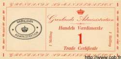 1 Skilling GROENLAND  1941 P.M08 NEUF