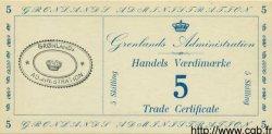 5 Skilling GROENLAND  1941 P.M09