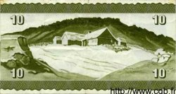 10 Kronur ÎLES FEROE  1974 P.16a TTB
