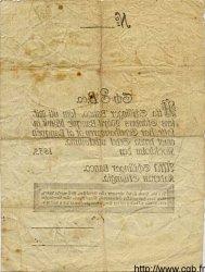 8 Schillingar Banco SUÈDE  1835 P.A100a pr.TTB