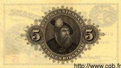 5 Kronor SUÈDE  1947 P.33n NEUF
