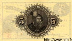 5 Kronor SUÈDE  1947 P.33n