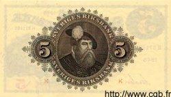 5 Kronor SUÈDE  1948 P.33ae NEUF