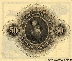 50 Kronor SUÈDE  1950 P.35j SUP
