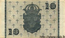 10 Kronor SUÈDE  1943 P.40c TTB