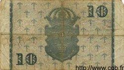 10 Kronor SUÈDE  1944 P.40d pr.TB