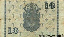 10 Kronor SUÈDE  1951 P.40g TB à TTB