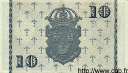 10 Kronor SUÈDE  1951 P.40g SUP