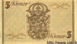 5 Kronor SUÈDE  1948 P.41a TTB+