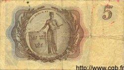 5 Kronor SUÈDE  1961 P.42b TB
