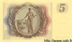 5 Kronor SUÈDE  1961 P.42b NEUF