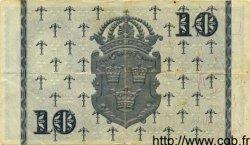 10 Kronor SUÈDE  1958 P.43c TTB