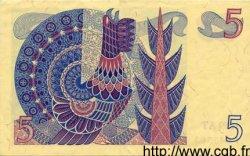 5 Kronor SUÈDE  1969 P.51a SUP