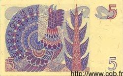 5 Kronor SUÈDE  1977 P.51d SUP+