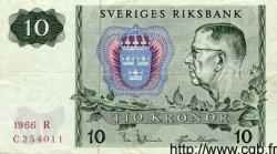 10 Kronor SUÈDE  1966 P.52b