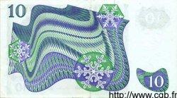 10 Kronor SUÈDE  1979 P.52d SUP