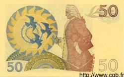 50 Kronor SUÈDE  1981 P.53c NEUF