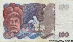 100 Kronor SUÈDE  1981 P.54c