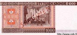 1000 Kronor SUÈDE  1976 P.55s pr.NEUF