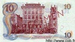 10 Kronor SUÈDE  1968 P.56s pr.NEUF