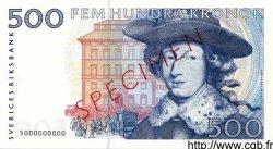 500 Kronor SUÈDE  1985 P.58s NEUF