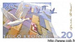 20 Kronor SUÈDE  1994 P.61b SPL