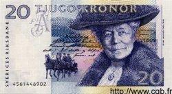 20 Kronor SUÈDE  1994 P.61b NEUF