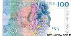 100 Kronor SUÈDE  2001 P.- pr.SPL