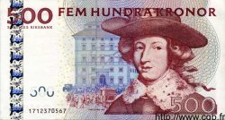 500 Kronor SUÈDE  2001 P.- pr.SPL