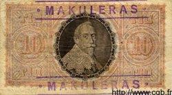 10 Kronor SUÈDE  1894 PS.118