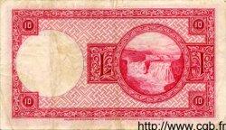 10 Kronur ISLANDE  1948 P.33a TB+