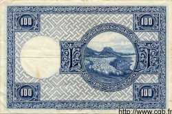 100 Kronur ISLANDE  1948 P.35a TB+