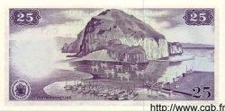 25 Kronur ISLANDE  1961 P.43 NEUF
