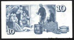 10 Kronur ISLANDE  1981 P.48a NEUF