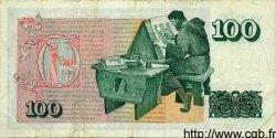 100 Kronur ISLANDE  1981 P.50 TB+