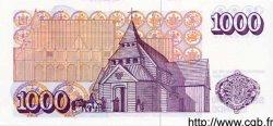1000 Kronur ISLANDE  1994 P.56 NEUF