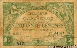 50 Centimes OCÉANIE  1919 P.02 pr.TB