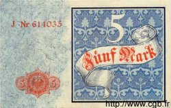 5 Mark ALLEMAGNE  1882 P.004 SUP+
