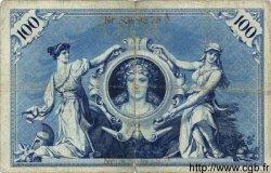 100 Mark ALLEMAGNE  1898 P.020a pr.TB