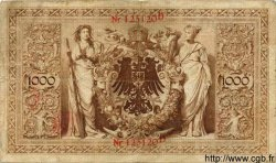 1000 Mark ALLEMAGNE  1898 P.021 TB