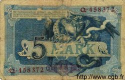 5 Mark ALLEMAGNE  1904 P.008a