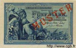 5 Mark ALLEMAGNE  1904 P.008bs pr.NEUF