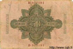 50 Mark ALLEMAGNE  1906 P.026a B+