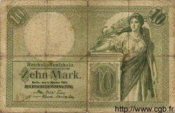 10 Mark ALLEMAGNE  1906 P.009 B